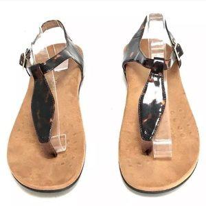 Vionic Tortoise Rest Paden Thong Sandals